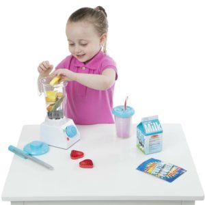 Детски комплект блендер за шейкове Melissa & Doug (1)