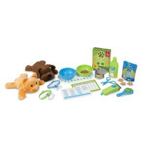 Детски комплект за игра с аксесоари Грижа за животните Melissa & Doug 18551 (1)