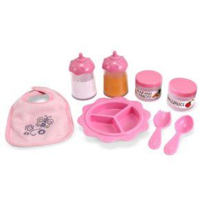 Детски кукленски комплект за хранене Mine to love Melissa & Doug 14888 (1)