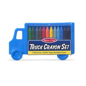Детски пастели Камион Melissa & Doug 14159 (1)