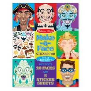 Детски стикери Направи смешни лица Melissa & Doug 14237 (1)