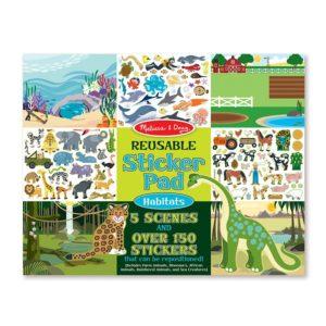 Детски стикери за многократна употреба Дейности Melissa & Doug 14196 (1)