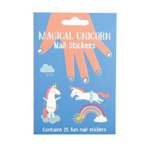Детски стикери за нокти Вълшебният еднорог Rex London 28337 (1)