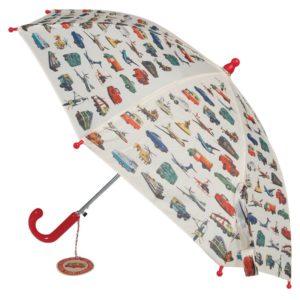 Детски чадър Винтидж транспорт Rex London 25340 (1)