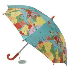 Детски чадър Карта на света Rex London 24828 (1)