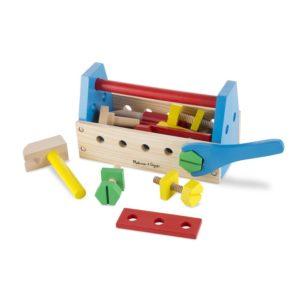 Дървена кутия с детски инструменти Melissa & Doug 10494 (1)