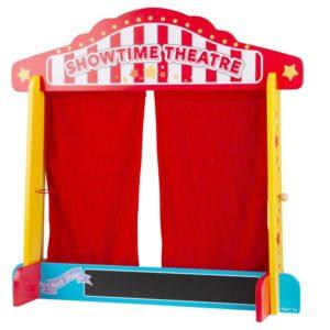 Дървен куклен театър BigJigs BJ339 (1)