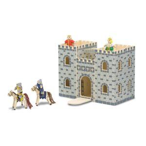 Дървен рицарски замък Melissa & Doug 13702 (1)