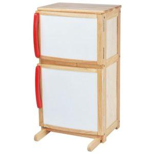 Дървен хладилник за детска кухня BigJigs 11850005 1