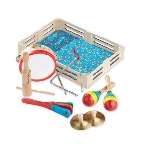 Комплект музикални инструменти Банда в кутия Melissa & Doug 10488 (1)