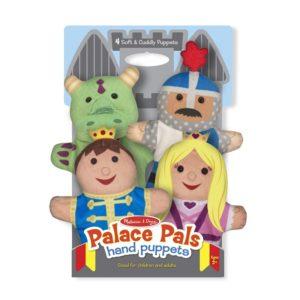 Кукли за ръце за куклен театър В двореца Melissa & Doug 19082 (1)