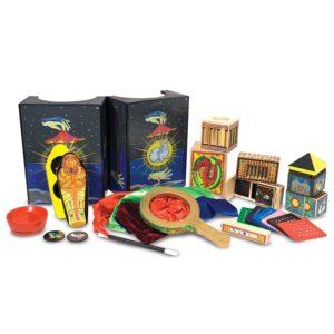 Луксозен дървен комплект за фокуси Melissa & Doug 11170 (1)