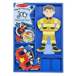 Магнитна кукла за обличане Джоуи Melissa & Doug 13550 (1)