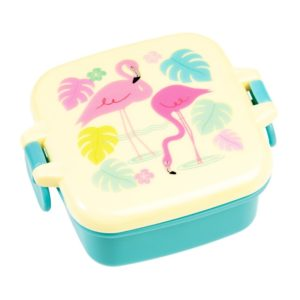Малка кутия за храна Фламинго Rex London 26991 (1)