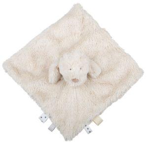 Мека бебешка успокояваща играчка Съненото кученце BigJigs BB608 (1)