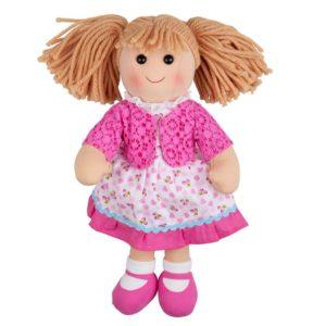 Мека кукла Беки 35 см BigJigs BJD053 1