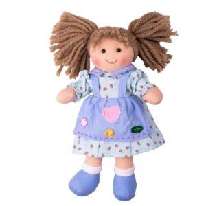 Мека кукла Грейс 28 см Bigjigs BJD003 (1)