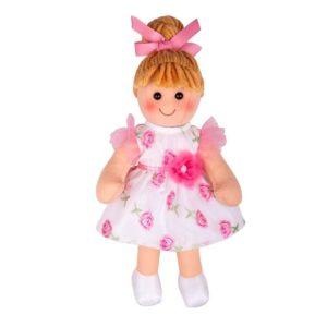 Мека кукла Меган 30 см BigJigs BJD052 1