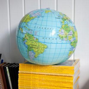 Надуваема топка Глобус Rex London 25272 (1)