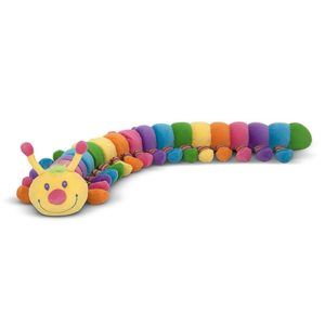 Плюшена играчка Гъсеницата Лонгфелд Melissa & Doug 17690 (1)