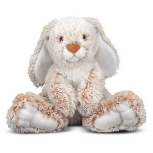 Плюшена играчка Зайче Melissa & Doug 17674 (1)