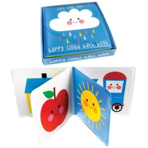 Бебешка книжка за баня Щастливият дъждовен облак Rex London 28478 (2)
