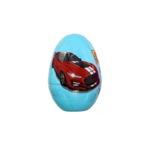 Голямо яйце с пластилин и играчка PLAY DOUGH синьо 628B (1)