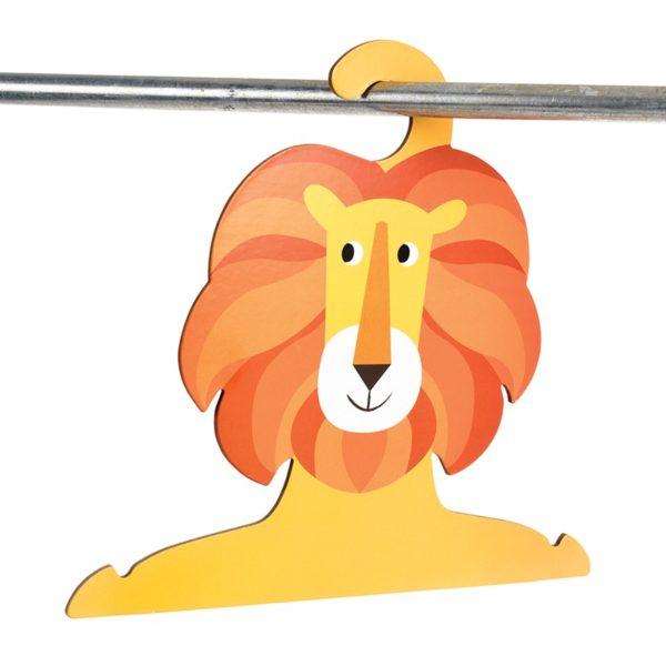 Детска закачалка за дрехи Лъвът Чарли Rex London 28025 (1)