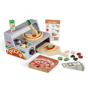Детска игра Приготви и продай пица Melissa & Doug 19465 (1)