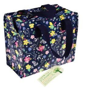 Детска квадратна чантичка Флорална Rex London 26968