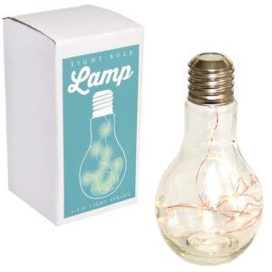 Детска настолна лампа Електрическа крушка Rex London 27174 (1)