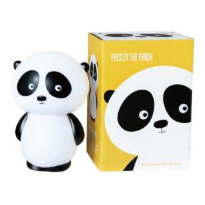 Детска нощна лампа Пандата Пресли Rex London 28295 (1)