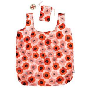 Детска сгъваема торба за пазаруване Мак Rex London 27485 (1)