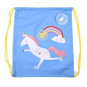 Детска спортна чанта Вълшебният еднорог Rex London 28050 (1)