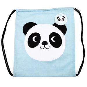 Детска спортна чанта Пандата Мико Rex London 28052 (1)