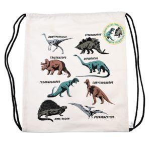 Детска спортна чанта Праисторическа земя Rex London 28049 (1)