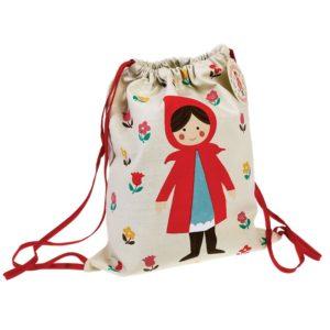 Детска спортна чанта Червената шапчица Rex London 26878 (1)