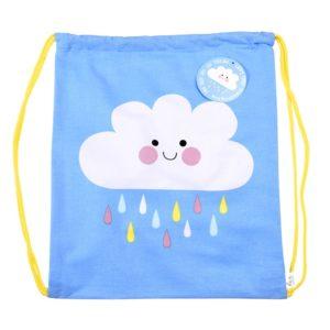Детска спортна чанта Щастливият дъждовен облак Rex London 28051 (1)