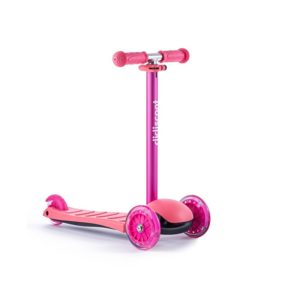 Детска тротинетка Didiscoot Розова BigJigs SI5000 (1)