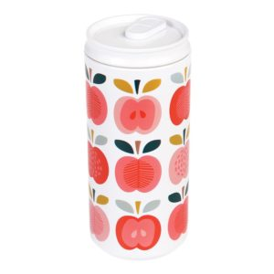 Детски биоразградим кен за многократна употреба Винтидж ябълки Rex London 28811 (1)