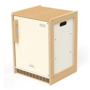 Детски дървен образователен хладилник BigJigs T0303 1