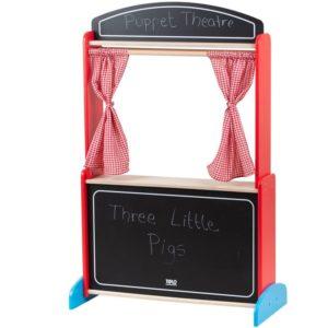 Детски дървен театър BigJigs T0162
