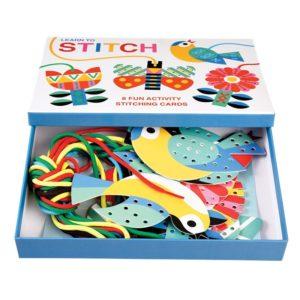Детски творчески комплект Уча се да шия Rex London 28290 (2)