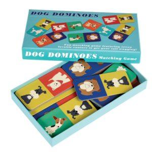 Детско домино Кучета Rex London 27747 (1)