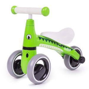 Детско дървено колело за баланс Diditrike Крокодил BigJigs SI4003 (1)