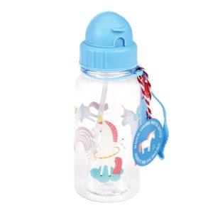 Детско шише за вода Вълшебният еднорог Rex London 27905 (1)