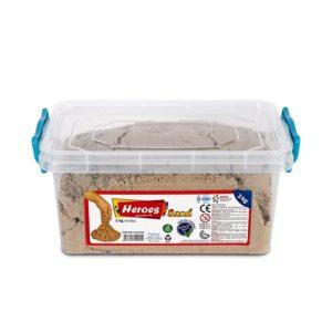 Кинетичен пясък в естествен цвят 3000 грама 029 6 (1)