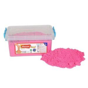 Кинетичен пясък 3000 грама - розов 029 2
