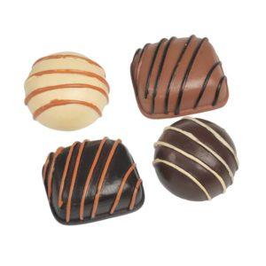 Магнити за хладилник Шоколадови бонбони Rex London 25296 (1)