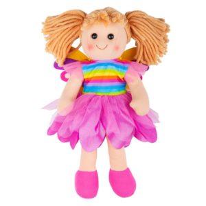 Мека кукла Клоуи 30 см BigJigs BJD055 1